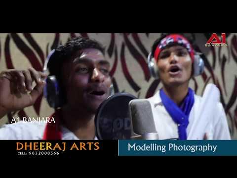 Banjara New DJ song //mounika mor Nacharo //singer Ganesha //A1banjara