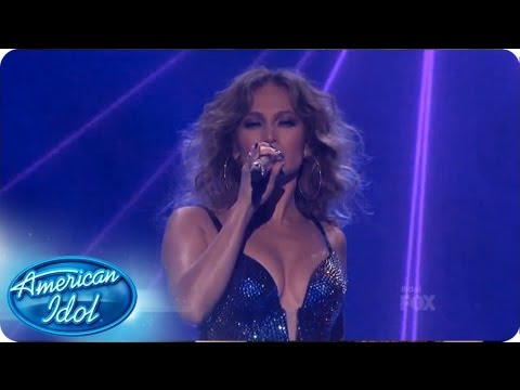 Jennifer Lopez: Dance Again - Top 4 Results - American Idol Season 11 video