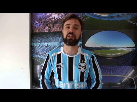 Respondendo ao desafio do Felipe Bastos para Grêmio x Santos #JuntospeloGrêmio