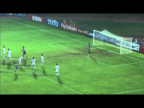 Myanmar vs Qatar: AFC U19 Championship 2014 (Semi Final)