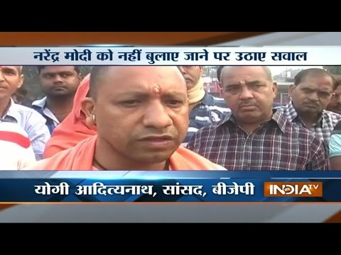 Imam Bukhari should be sent to Pakistan: Yogi Adityanath
