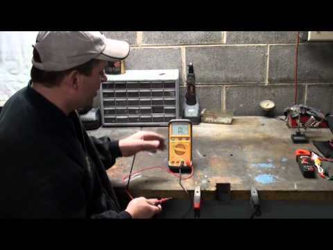 Multimeter  / test light / Amp clamp DC Automotive electrical