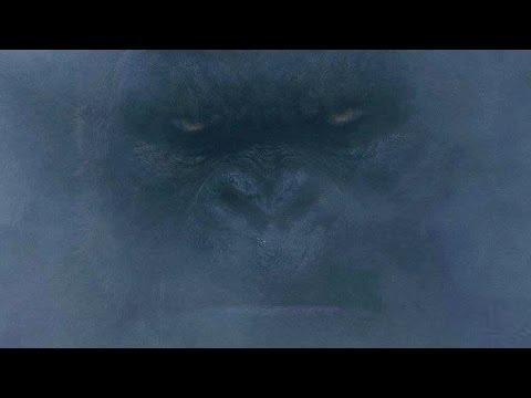 영화 '콩: 스컬 아일랜드' 티저 예고편(Kong: Skull Island Official Trailer#1)