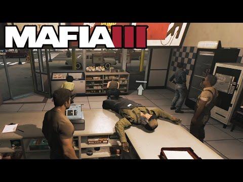 Mafia 3 - Amazing AI