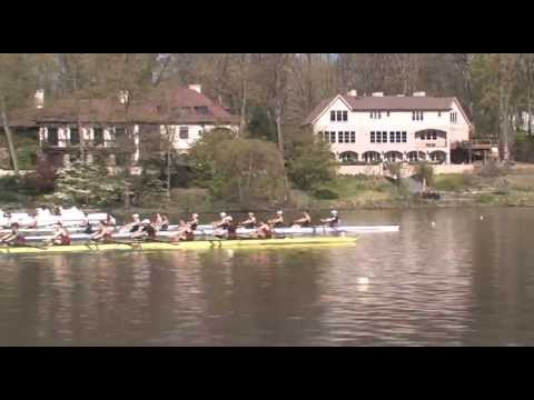 Princeton 1V Lightweight Men vs Harvard & Yale