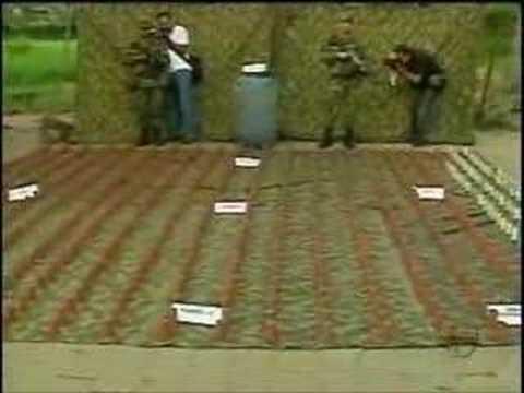 Colombia: Descubren fábrica de armas de las FARC Video