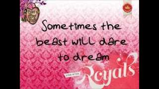 Ever After High Theme Song w/lyrics