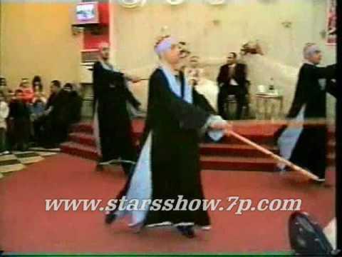 رقصة الصعيدى لفريق stars show