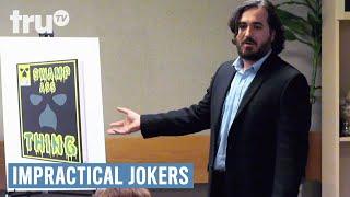 Impractical Jokers: Inside Jokes - Swamp Ass Thing | truTV