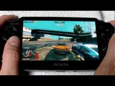 PS Vita Review: Need for Speed Most Wanted