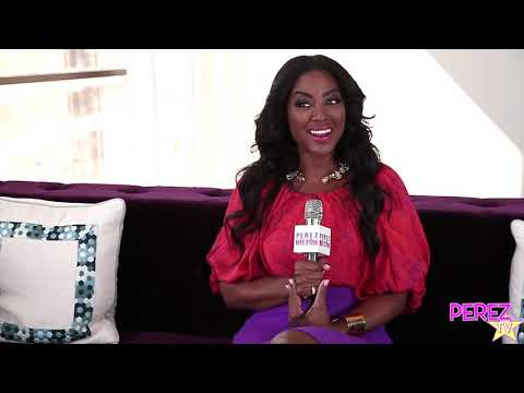 EXCLUSIVE! Kenya Moore Spills On Season 7 Of Real Housewives Of Atlanta!