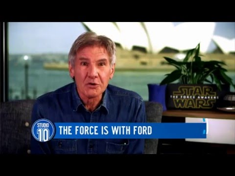 Harrison Ford Lets Rip On Donald Trump