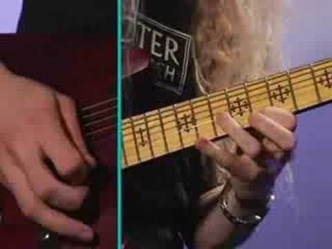 Jeff Loomis Young Guitar [Born Solo]