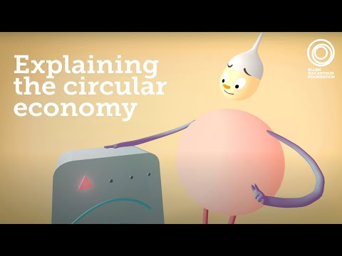 The circular economy: from consumer to user