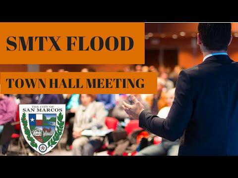 SMTX Flood Town Hall Meeting