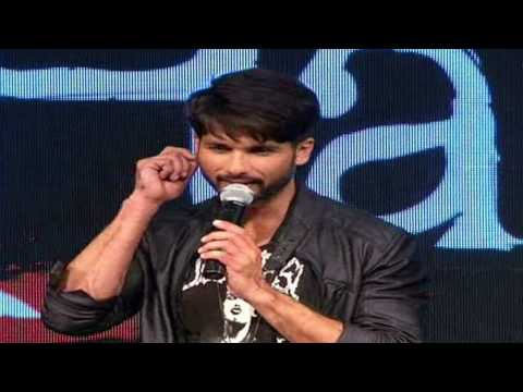 Shahid Kapoor's reaction on Hrithik Roshan's tribute to Michael Jackson