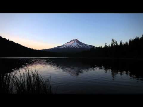 Trillium Lake - Mt. Hood, Oregon