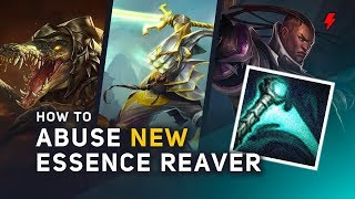 New Essence Reaver Guide: 1 Big Renekton Warning + How to abuse on Master Yi, Lucian & more
