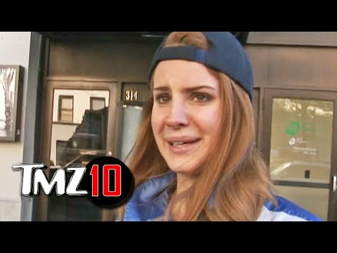 Our Camera Guy Gets A Date With Lana Del Rey? TOP 10 Awkward Encounters