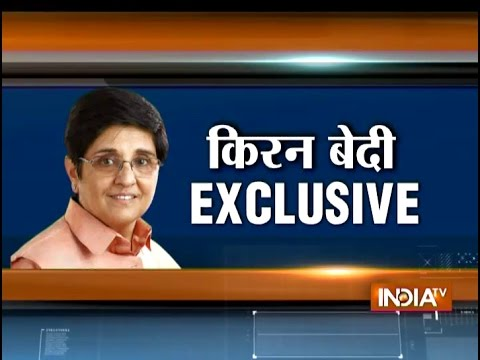 India TV Exclusive Interview: Ajit Anjum Grills Kiran Bedi on Delhi Polls