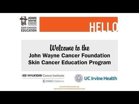 Skin Cancer Education Presentation - Full Length
