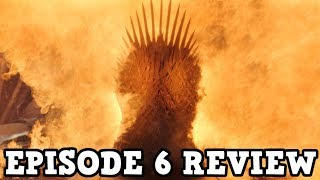 Game of Thrones Season 8 Episode 6 Finale Review The Iron Throne