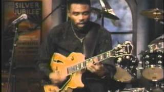 NORMAN BROWN - THAT'S THE WAY LOVE GOES