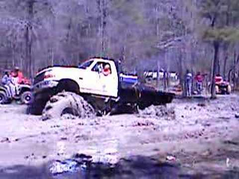 Sabine River Rats Mud Trucks 9 Video
