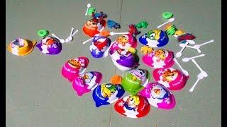 Khám phá quả trứng buồn cười và nhận đồ chơi hấp dẫn ❤Quang Khải Television-TV❤