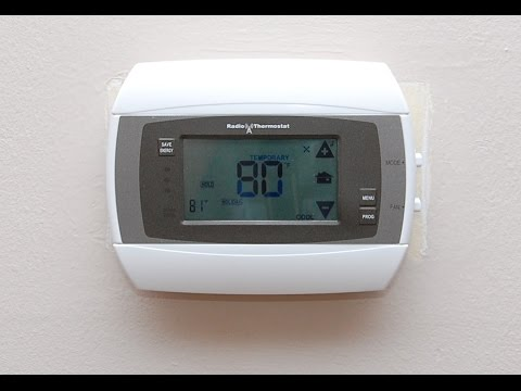 Integrating the Radio Thermostat CT-50 / 3M50 (plus review)