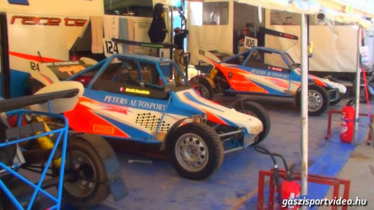 Saint-Martin-Valmeroux France  City new picture : ATX Autocross France Team St. Martin Valmeroux Bauska Seelow ...