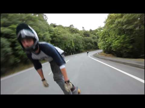 Longboarding the Mangamukas