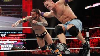 Raw: John Cena vs. CM Punk