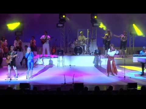 image video Abba Mania à l'Olympia en 2015