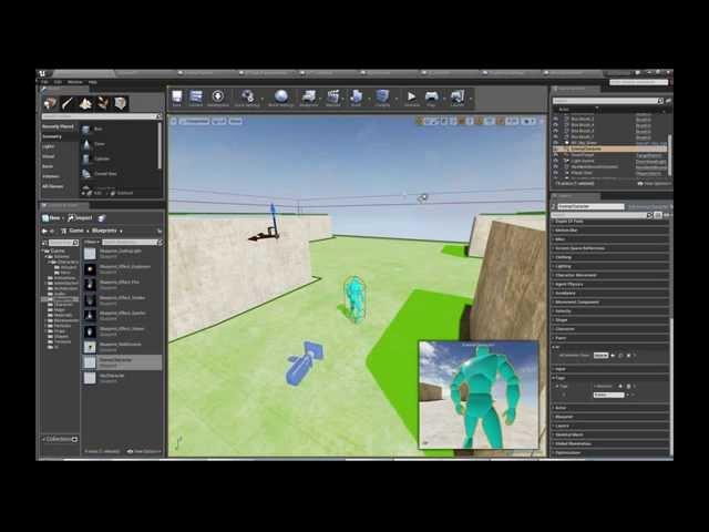Unreal Engine AI Tutorial #1 - AI Guard Part Five