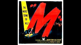 M (1951)  from The Movie Attic