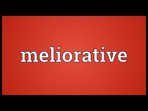 Header of meliorative