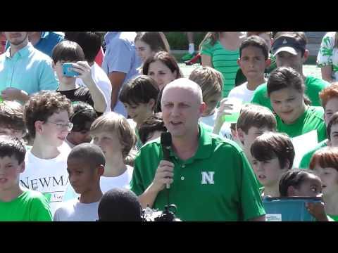 Dale M. Smith and Isidore Newman School Ice Bucket Challenge