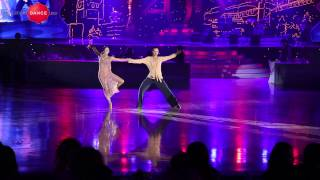 Anton Karpov and Elena Khvorova. Rumba. Showcase. World Kremlin Cup 2013