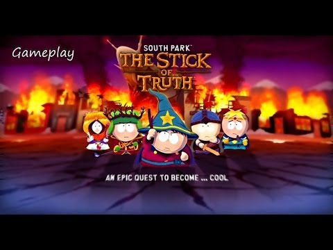 South Park - The stick of truth Gameplay [Sin censura][No recomendado a menores de 16 años]]