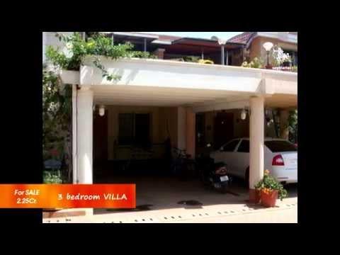 Sobha Emerald_SALE Ind.Villa in Gated Community.