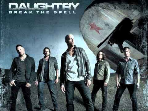 Chris Daughtry - Were Not Gonna Fall