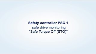 Schmersal Product Animations - PSC1 Functions: STO Safe Torque Off