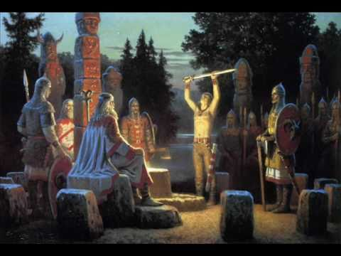 Slavic Aryan Dream  Slavic-Hyperborean mythology  Golden Age...