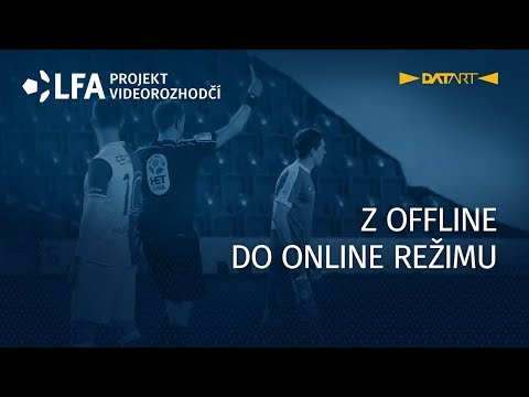 Videorozhodčí V: Z offline do online režimu