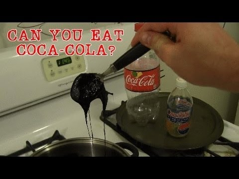 What Happens When You Boil And EAT Coca-Cola (Featuring L.A. BEAST)
