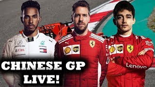 2019 Chinese Grand Prix Race Watchalong