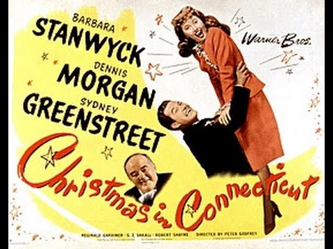 Christmas In Connecticut (1945) Movie Review