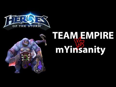 Heroes of the Storm: Team Empire vs. myInsanity - Game 2