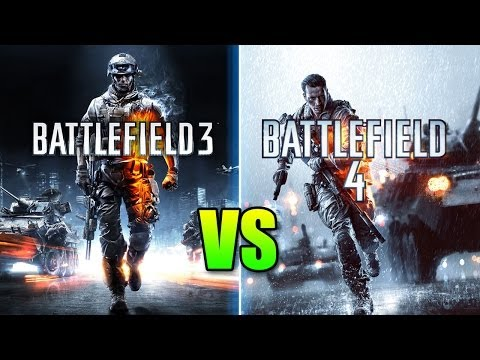 Battlefield 4 VS Battlefield 3: What We Lost/Gained